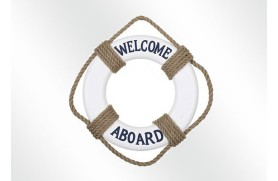"SALVAVIDAS ""WELCOME ABOARD"""