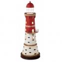 """Leuchtturm mit Licht """"Les Pierres NOIRES"""""""
