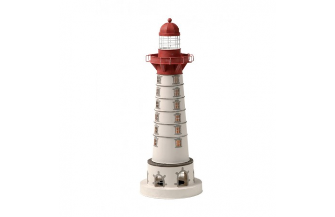 "Leuchtturm kerze ""Saint Mathieu"""