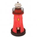 """Leuchtturm mit Licht """"Castiglione della Pescaia"""""""