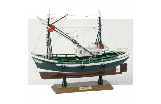 Fischerboot für den Hechtfang