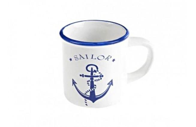 """4 Ein. Tasse """"Sailor"""""""
