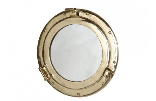 Bullauge Spiegel 36cm
