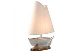 Segelboot-Lampe