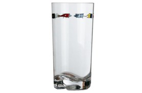 Set 6 Langes Glas REGATA