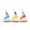 Schiffbaren Segeln