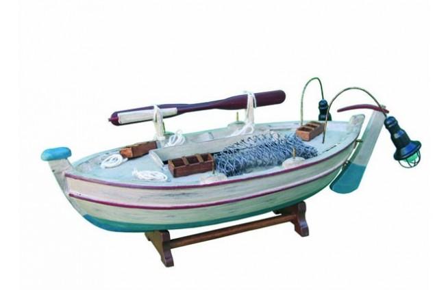 Sardine Fischerschiff