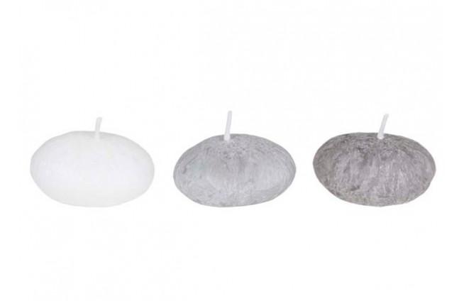3 Kerzen Stein