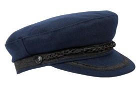 Mütze Seemann Aus Stoff