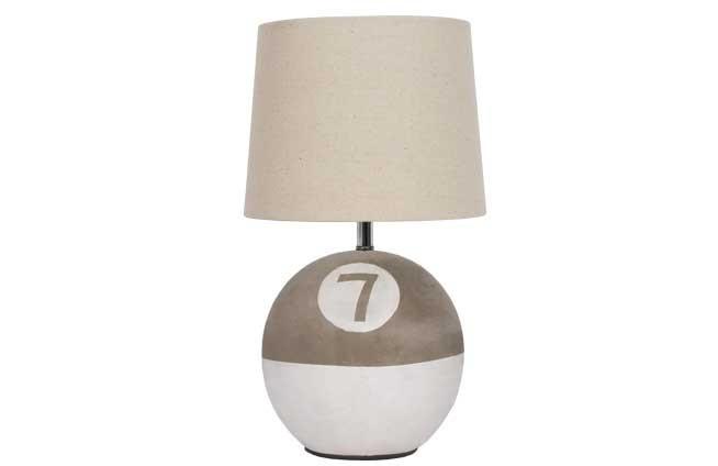 Zementlampe Boje