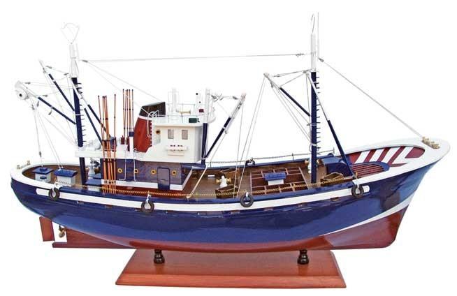 Thunfisch Fischerboot