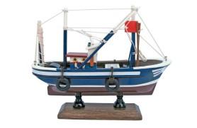 Kantabrischen Fischerboot