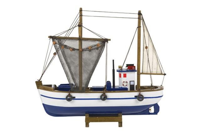 Atlantisches Fischerboot