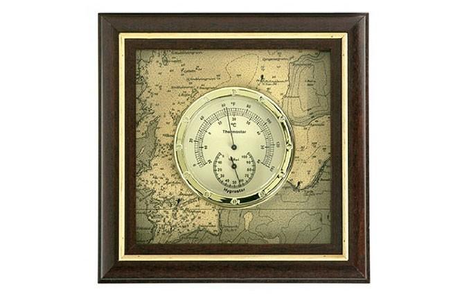 Thermometer und Hygrometer