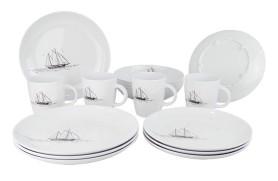 Set 16 tlg. Classic Line Sails