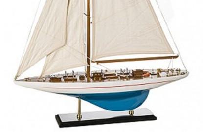 "Segelboot ""Shamrock"""