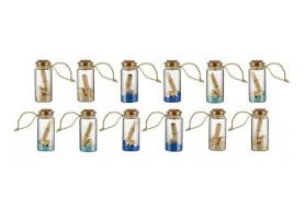 12 Pergamentflasche