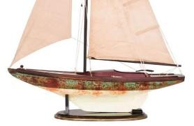 Alter segelboot