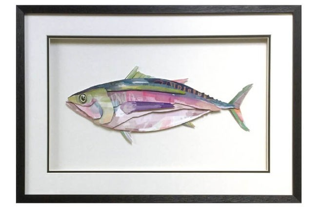 Bild mit Thunfisch