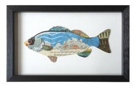 Bild mit Fisch