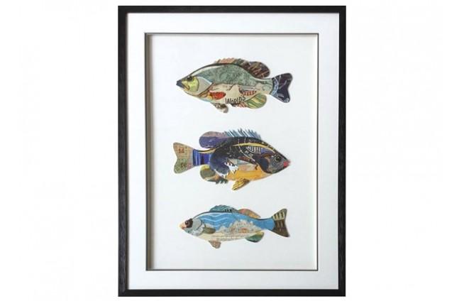 "Seebild ""Fischen"""