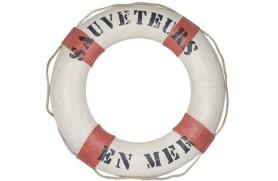 "Dekorative Rettungsring ""Sauveteurs"""