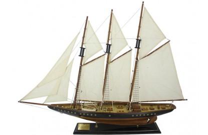 Atlantik- Segelboot