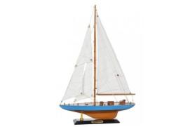 """Segelboot """"Shamrock III"""""""