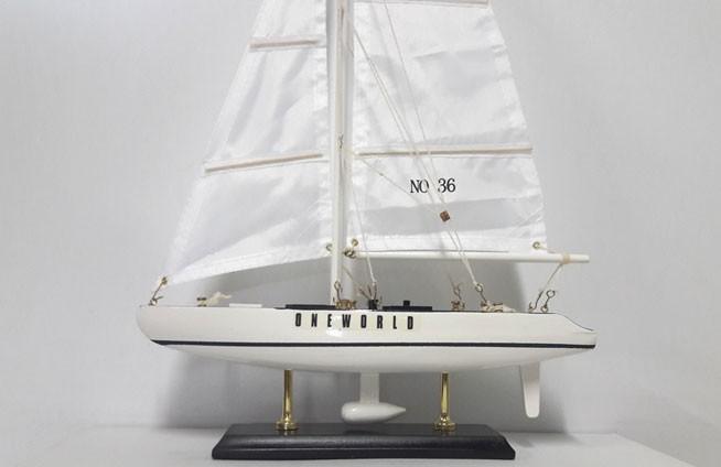 Segelboot-Regatta