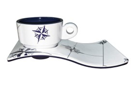Set 6 Kaffeetasse NORTHWIND
