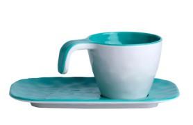 Set 6 Kaffeetasse Acqua