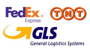 Träger FEDEX TNT GLS